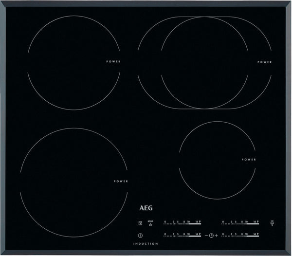 AEG HK6542HPFB- 60cm Induction Kitchen Hob