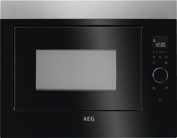 AEG MBE2658SEM - Built In Microwave - 900W, 5 power levels, LED display