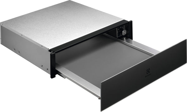 Electrolux KBD4T- 14cm Black Antifingerprint Stainless steel Warming Drawer