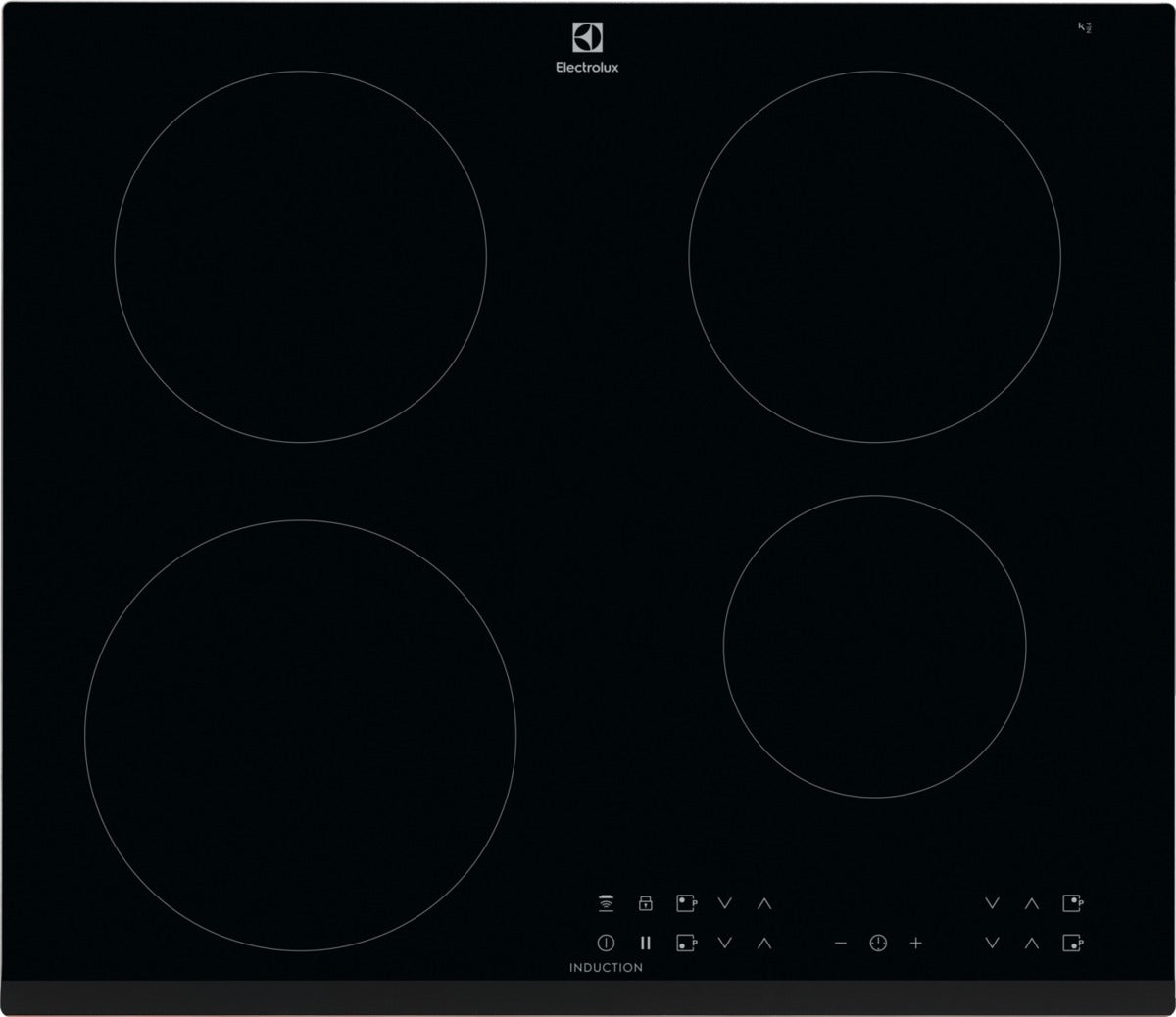 Electrolux LIR60430- 60cm SLIM-FIT Induction Kitchen Hob