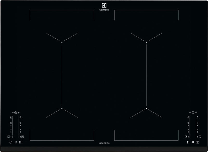 Electrolux EIV744- 68cm MultipleBridge SLIM-FIT Induction Kitchen Hob
