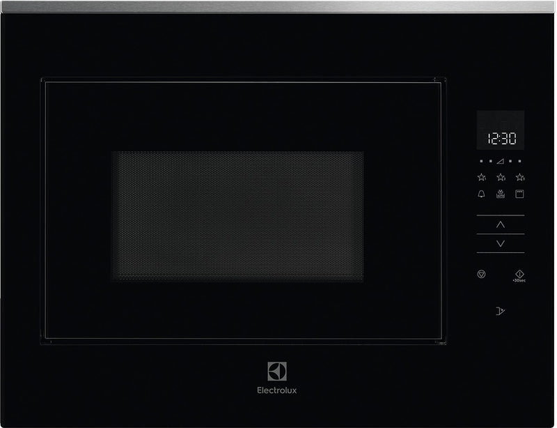 Electrolux KMFD264TEX - Built In TouchOpen Microwave with Grill- 900W, 5 power levels, LED display