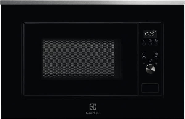 Electrolux LMS2203EMX - Built In Microwave- 700W, 5 power levels, LED display