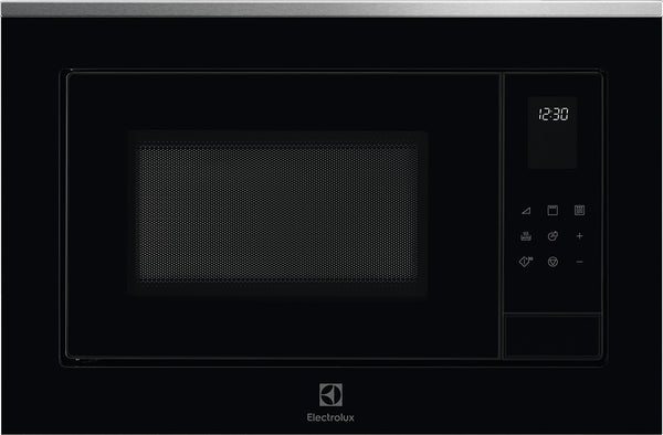 Electrolux LMSD253TM - Built In Microwave with Grill- 900W, 8 power levels, LED display