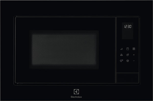 Electrolux LMS4253TMK - Built In Microwave with Grill- 900W, 8 power levels, LED display