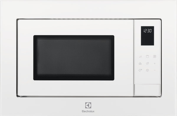 ELECTROLUX LMS4253TMW- Built-In White Stainless steel Microwave+ Grill 25L, 1000W