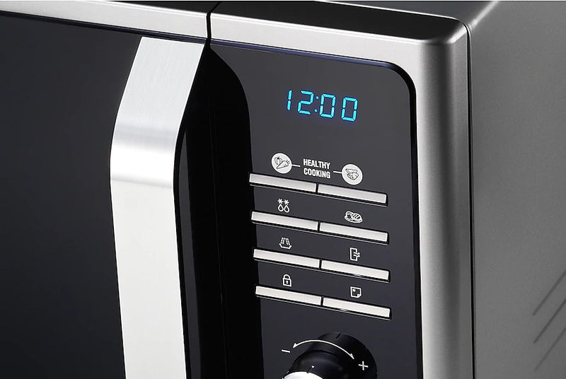 Samsung MS23F301TAS- Freestanding microwave with grill 800W, 23L, 6 power levels