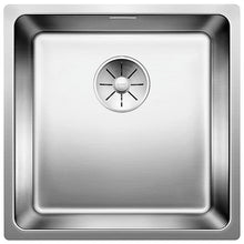 Load image into Gallery viewer, Blanco Andano 400-U Stainless Steel In Set Kitchen Sink InFino Drain