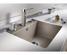 Load image into Gallery viewer, Blanco Dalago 45 InFino Drain SILGRANIT® PuraDur® In Set kitchen sink 10 colours