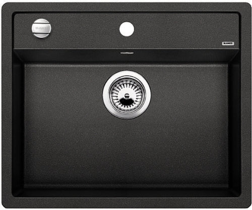 BLANCO DALAGO 6-F- 514773 Silgranit Anthracite Kitchen Sink- Flushmount