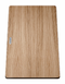 BLANCO 230700 ash wood chopping board 424x240mm [SUBLINE, ANDANO]