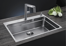Blanco Etagon 700-IF/A  Stainless Steel In Set Kitchen Sink + Rails!!!