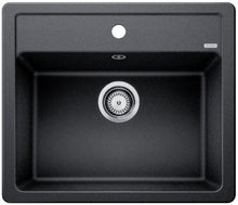 Load image into Gallery viewer, BLANCO LEGRA 6- 523332 Silgranit Anthracite Kitchen Sink- Inset