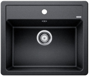 BLANCO LEGRA 6- 523332 Silgranit Anthracite Kitchen Sink- Inset