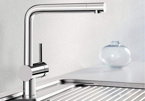 BLANCO LINUS CHROME 514019 Kitchen Tap
