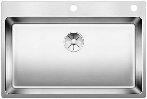 Blanco Andano 700-IF/A Stainless Steel Undermount Kitchen Sink