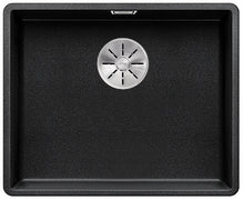 Load image into Gallery viewer, BLANCO SUBLINE 500-F- 523532 Silgranit Anthracite Kitchen Sink- Flushmount
