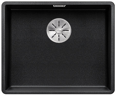 BLANCO SUBLINE 500-F- 523532 Silgranit Anthracite Kitchen Sink- Flushmount