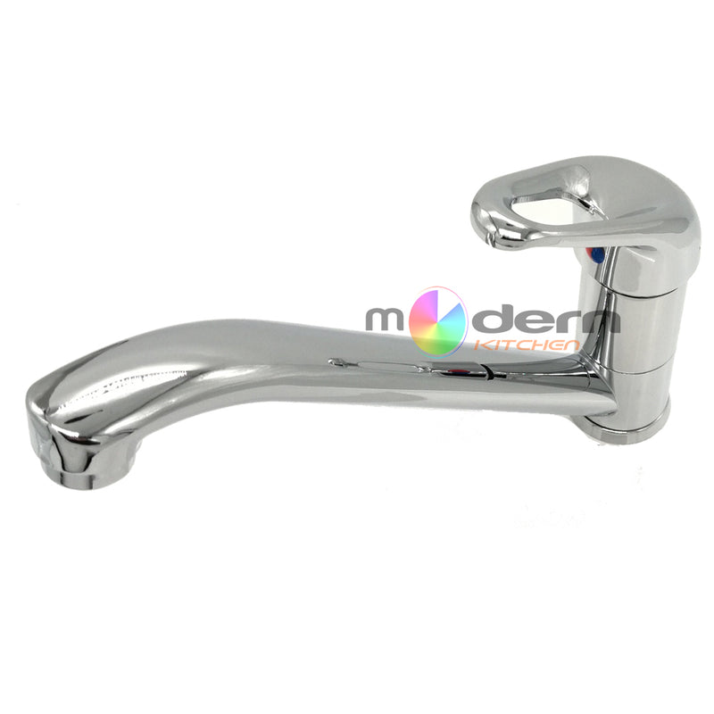 Franke Narew 35 Plus Chrome Kitchen Tap Single Lever