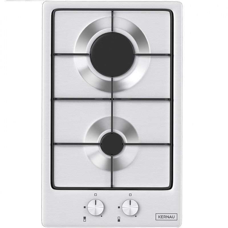 Kernau KGH 3211 X- 32cm Built-in Stainless steel Kitchen Gas Hob