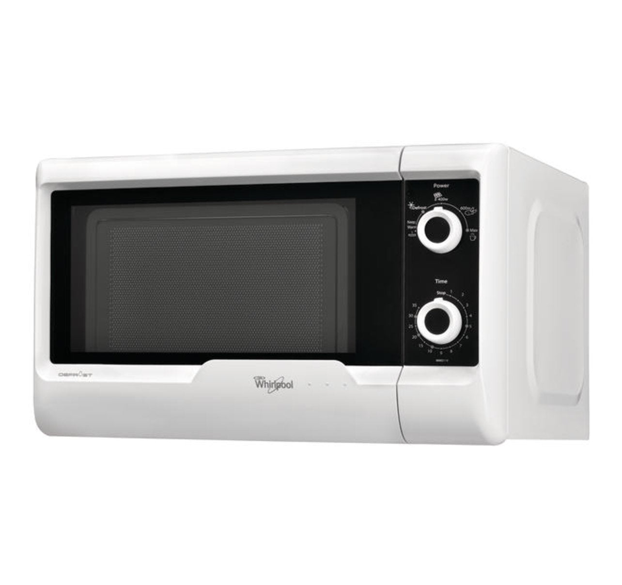 Whirlpool MWD 119WH- Freestanding Microwave 700W, 20L, 5 power levels