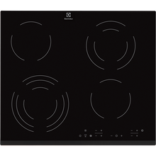 Load image into Gallery viewer, ELECTROLUX EHF6343FOK- 60cm Bulit-in Electric Ceramic Kitchen Hob