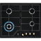 Electrolux EGS6436RK 60cm BLACK MATT Stainless Steel Kitchen Hob