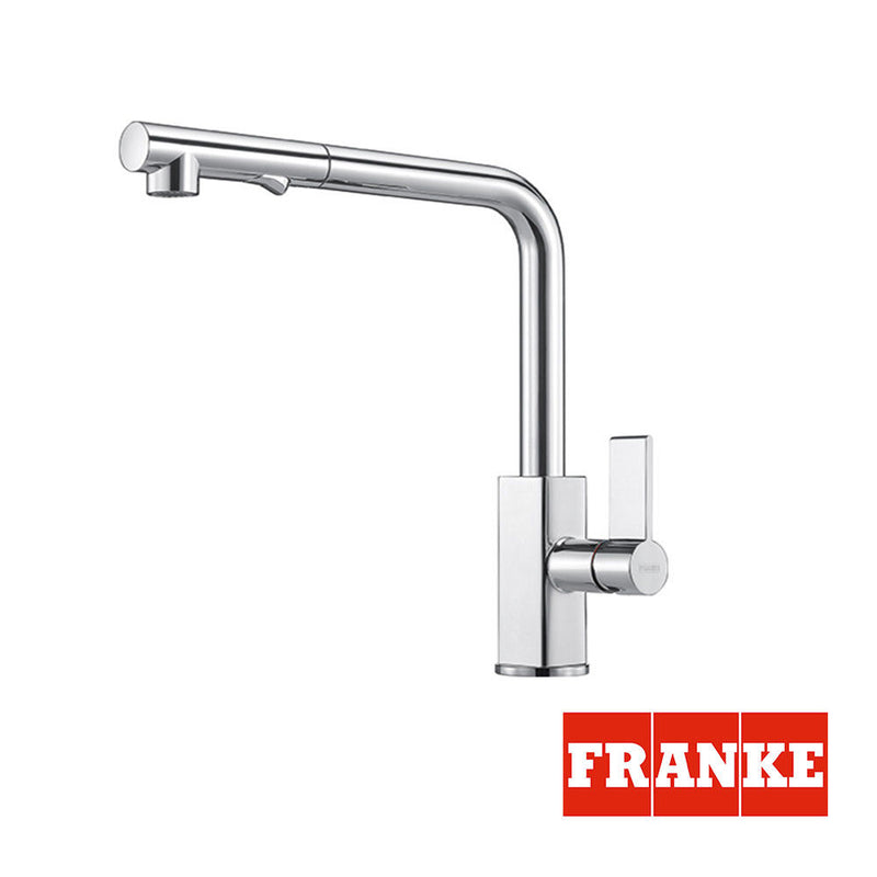 FRANKE MARIS Chrome PULL-OUT Kitchen Tap SPRAY function