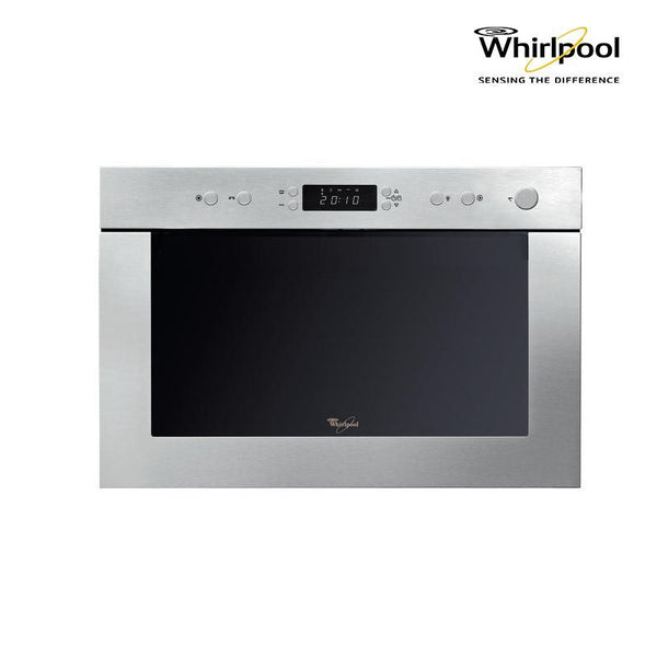 Whirlpool AMW498IX | Built In Microwave Stainless Steel