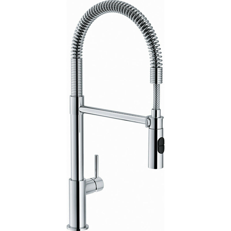 Franke FLEXUS S SEMI-PRO Pull-Out Chrome Kitchen Tap Single with Spray function!