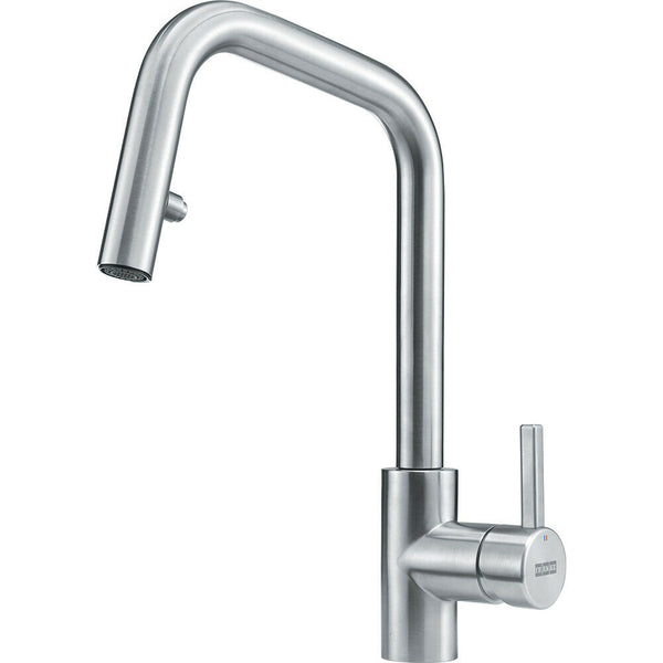 Franke KUBUS Pull-Out Stainless steel Kitchen Tap Single with Spray function!