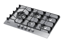 Load image into Gallery viewer, Samsung NA75J3030AS- Built in Stainless Steel Kitchen Gas Hob