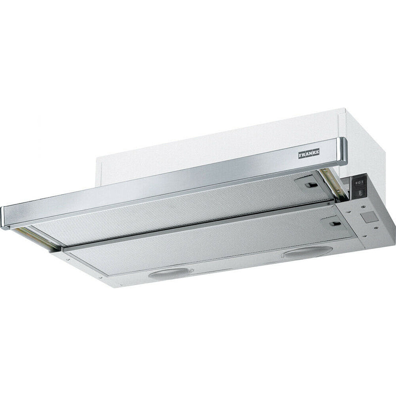 FRANKE FTC 632L GR/XS LED 60cm Stainless Steel Built-In COOKER HOOD