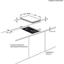 Load image into Gallery viewer, AEG HC452401EB- 36cm Induction Kitchen Hob