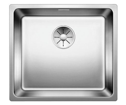 BLANCO ANDANO 450-IF - 522961 In Set/Flushmount Stainless steel Kitchen Sink with InFino drain system