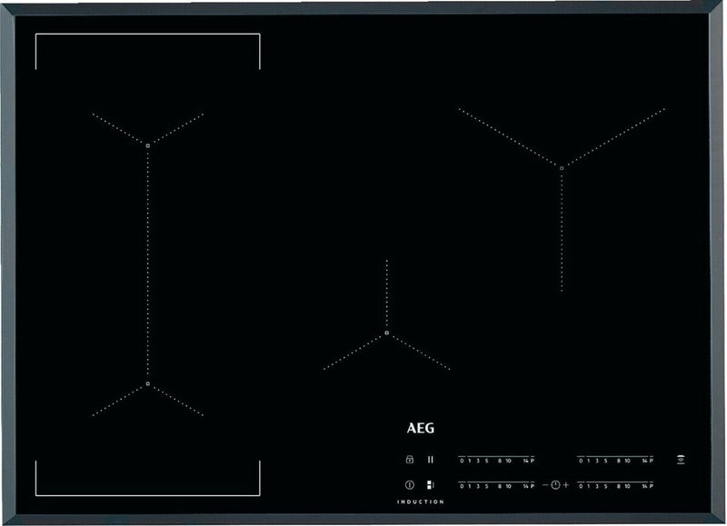 AEG IKE74441FB 71cm Bridge SLIM-FIT Induction Kitchen Hob