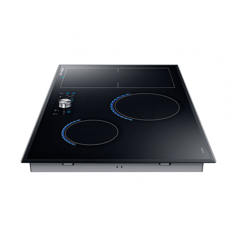 Samsung NZ 84J9770EK Chef Collection  Virtual Flame™ Kitchen Induction Hob Black Glass!!!