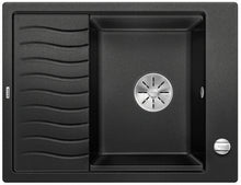 Load image into Gallery viewer, BLANCO ELON 45 S- 524814 Silgranit Anthracite Kitchen Sink- Inset