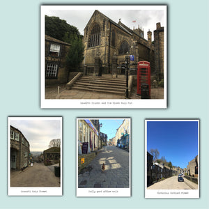 Haworth, West Yorkshire - Shop and Home