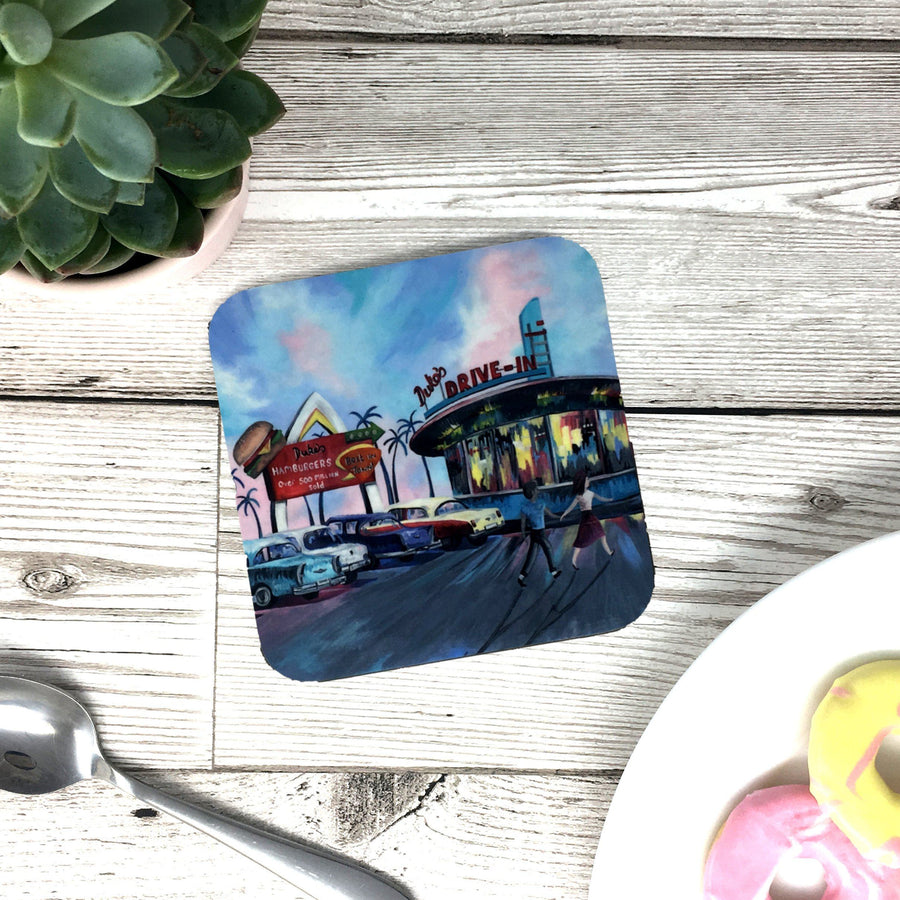 1950 American Diner Coaster