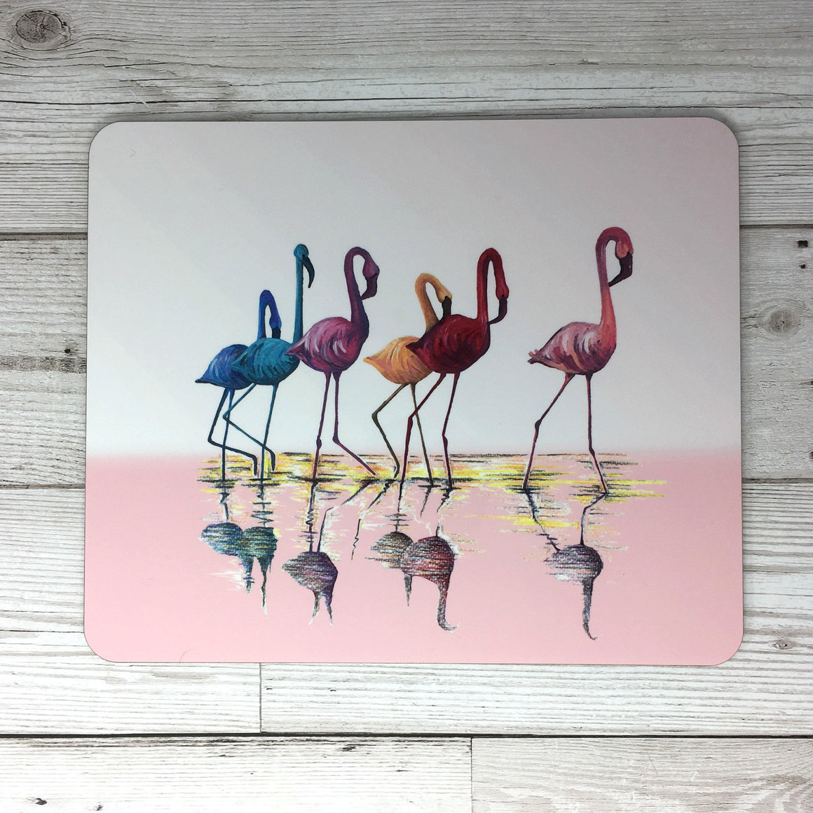 Flamingo Placemat