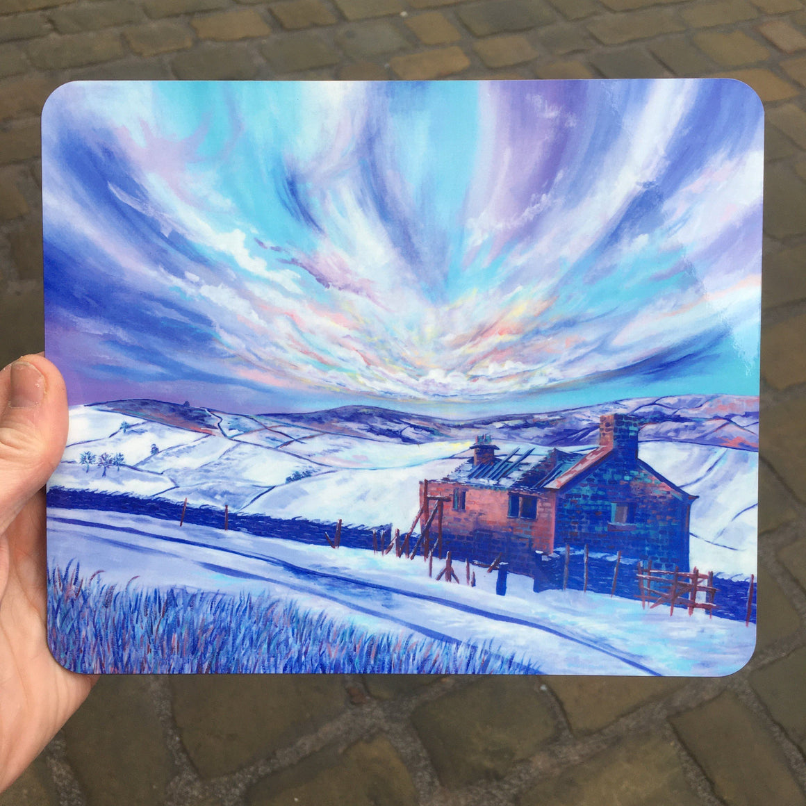 Haworth Bronte Walk Placemat