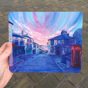 Haworth Main Street Bronte Placemat