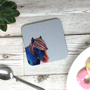 Highland Pony Coaster