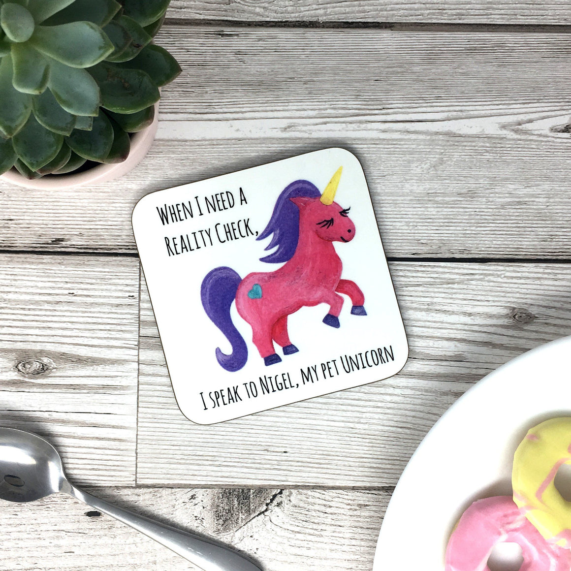 Nigel The Unicorn Coaster