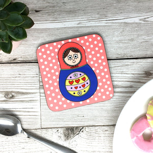 Russian Doll Coaster