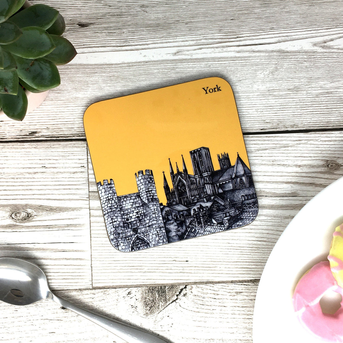 York Yorkshire Gift 'Coaster'