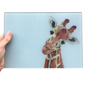 Giraffe Chopping board