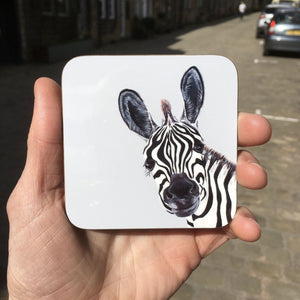 Painted Zebra Mug (Can be personalised)