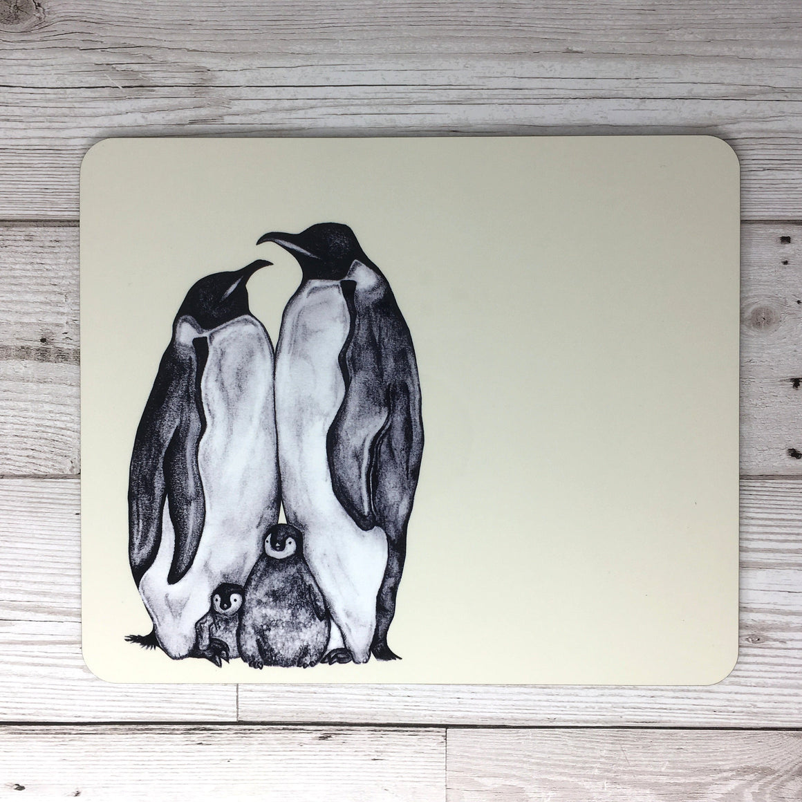 Penguin Family Placemat